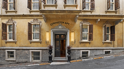 ISTANBUL, 2010. The House Hotel Galatasaray