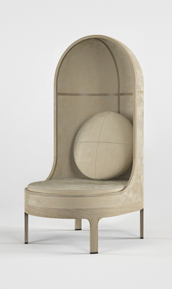 2009 Nest Upholstered Chair Photo