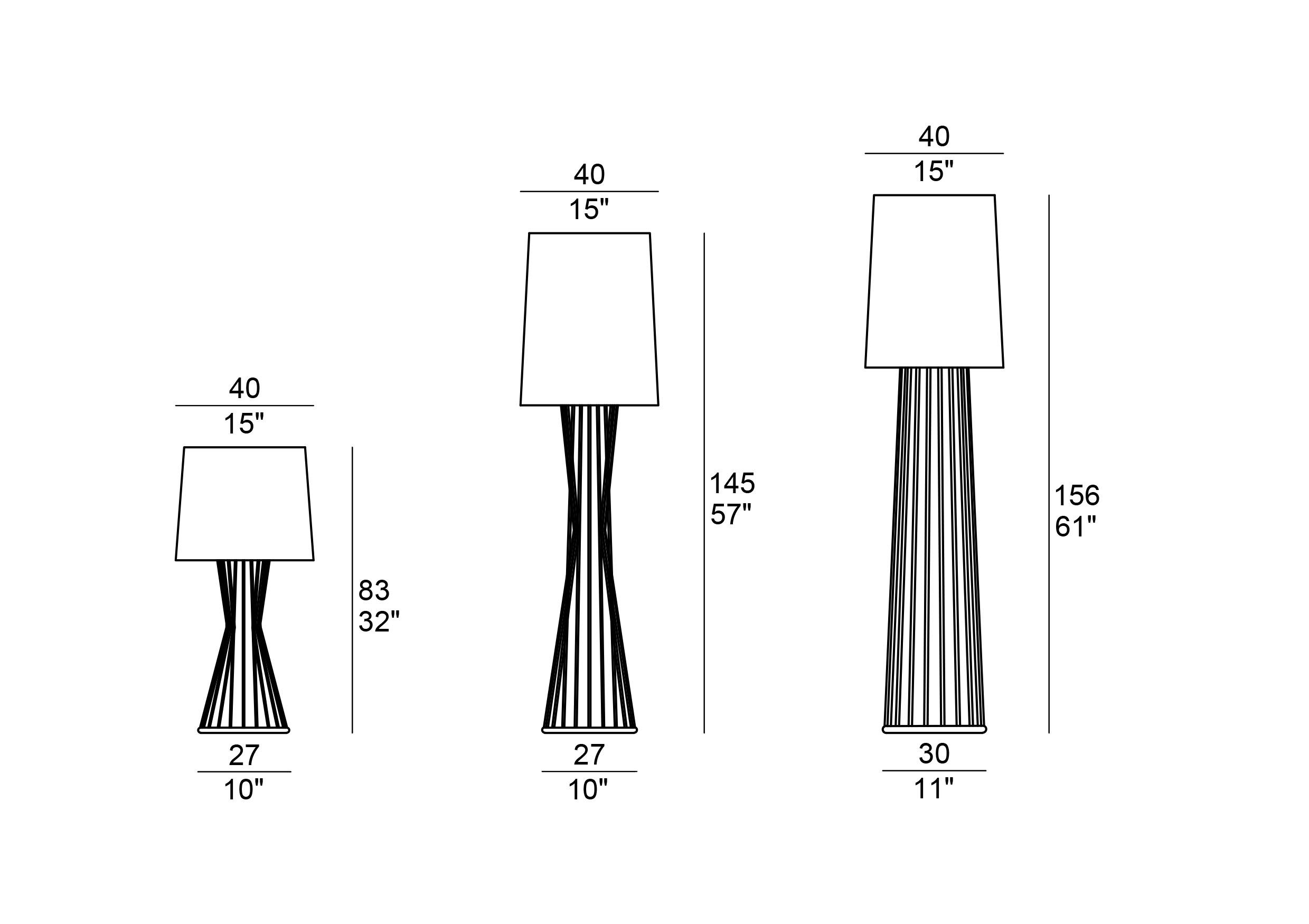 2007 Tulip Floor Lamp 1